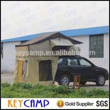 Collapsable dim. pliable mini abri pour remorques de camping