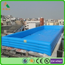 Adult size inflatable swimming pool/ large inflatable pool popular sale