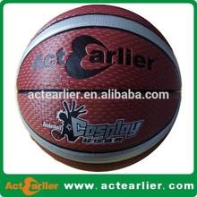 size 6 customized women basketball