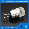 Mais recente invenção 2014 novos produtos criativos 4.8 W G4 ou GY6.35 luzes LED 5050 smd levou folha de dados