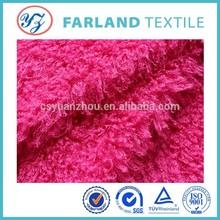 new products Curly Fleece teddy bear toys fabric