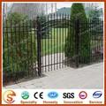 seguridad en la entrada de hierro forjado forjado diseño de la puerta al aire libre puertas diseños de la parrilla