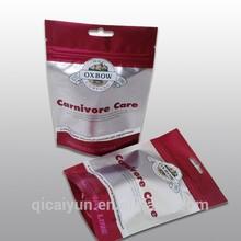printing colorful aluminum foil ziplock bags waterproof pouch zip lock colored printing plastic bag ziplock