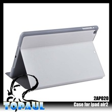 Standing case fashion cover for ipad air smart case original