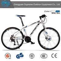 2015 new product 27 speed aluminum alloy mountain bike light weight kids dirt bike bicycle