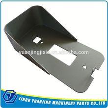 China custom sheet metal stamping parts fabrication