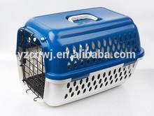 2015 New Design dog portable cage plastic cat house pet cage large pet cages