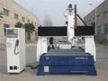 3d máquina de moldagem fabricante/acrílico máquina de moldagem