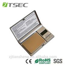 0.001g pocket digital diamond scale dimensions112*73*15mm