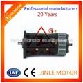 24v élévateur hydraulique moteur à courant continu