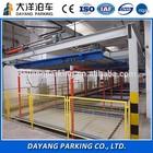 2 level High Efficient Intelligent metal carport for cars