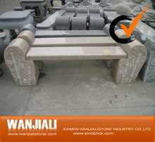 Factory Cheap Outdoor Stone Park Bench