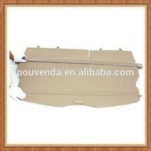 hot sale car accessory car cargo cover trunk cargo cover for toyota highlander