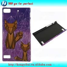 Glossy coating protector case for blackberry z3