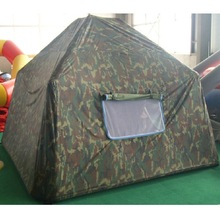 Popular hot sale PVC CE inflatable camping tent