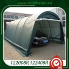 China Supplier polycarbonate roof and Steel carport