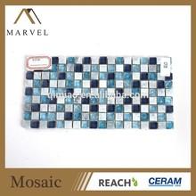 Fashionable branded mosaic art design