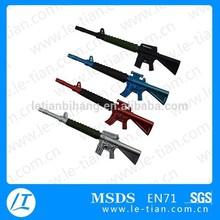 LT-P242 China Special Promotional Stylish Gun Shaped Plastic Pen