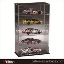 Acrylic model car collection display shelf