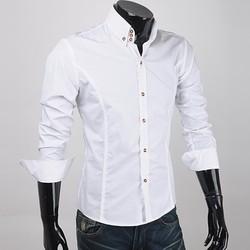 2015 latest fashion man shirt