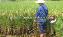 41.5cc gasoline grass trimmer /brush cutter/rice cutting machine