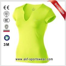 Tenis de traje de niña/sexy ropa de tenis/de tenis de mesa de la camisa