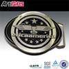 Factory direct sale zinc alloy belt buckle with pattern