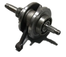 SCL-2013071933 2 and 4 stroke engine 125cc motorcycle crankshaft