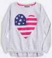 2015 impresso top menina moda camiseta