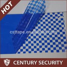 2015 Hot Sale Custom anti-counterfeiting stikers Warranty Open VOID if broken labels
