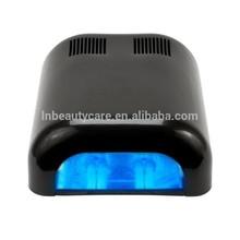 Professional 36W UV Gel Lamp Curing Tube Light Nail Art Dryer Salon 4-X 9W AC110V-250V
