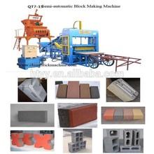 7-15 Huatong Block making machine Motor Engine