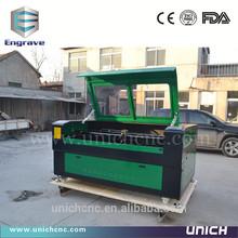 Agent wanted!!! co2 laser cutting machine UNICH laser cutting machine for shoe