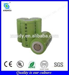 High capacity 1.2 volt 3000mah sc rechargeable battery
