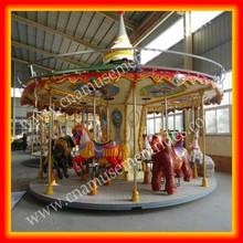 16 rides ocean carousel fun center equipment carousel decoration