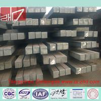 High quality steel billet/steel bloom/prime hot rolled concast steel billets
