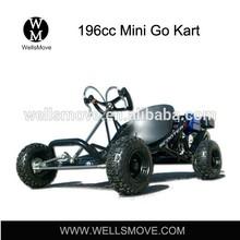 2015 Wellsmove 4 stroke 196cc Racing Go Kart with hydraulic dis brake