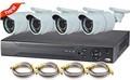 produtos quentes para nova 2015 câmera de vídeo da câmera de segurança ao ar livre cheio 4ch 720p ivc kit câmera ao ar livre p2p 3g 720p ivc hd da câmera