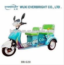 quente china motorizado três rodas scooter da família para relaxamento