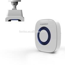 FORRINX Door alarm, Automatic door sensor, Doorbell 52 songs 150 open air range