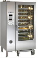 grand hotel hot air combi oven with steamer