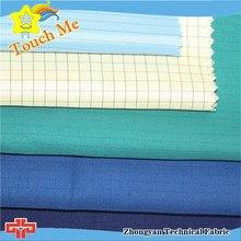 Cheap polyester cotton teflon antistatic fabric