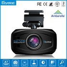 Hot selling2.7inch lens wide view g sensor motion detection car black box car video recorder