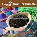 sodio humate brillante escamas de fertilizantes orgánicos de pescado