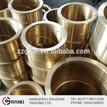 Wholesale bulk high quality centrifugal casting brass flanged copper sleeve bushing