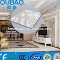 فو الحجر 2015 منتج جديد البلاستيكية المركبة للمباني الحديثة المنزل الداخلية أنواع الرخام الايطالي