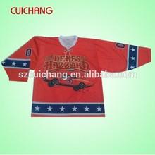 jersey fabric hockey&5xl hockey jersey&russian hockey jersey
