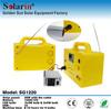 camping 100% solar powered air conditioner 36000btu