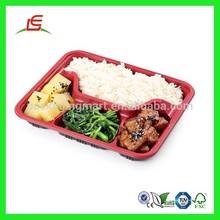 Q571 China Wholesale 2015 Hot Sale Transparent Cheap Disposable Plastic Lunch Box
