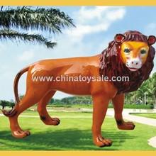 Interesting Newest Garden Animal Lion Cartoon